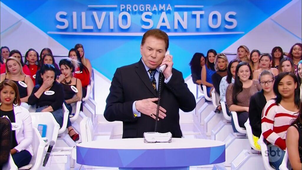 Diretores do SBT acreditam que Silvio Santos não vai se opor ao retorno do Aqui Agora (foto: Reprodução/SBT)