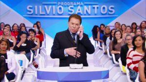 Silvio Santos ordenou um programa esportivo nos domingos do SBT (foto: Reprodução/SBT)