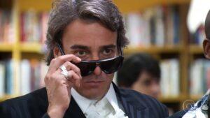 Ti Ti Ti ainda não caiu no gosto do público e afugentou os telespectadores do Vale a Pena Ver de Novo (foto: Reprodução/TV Globo)