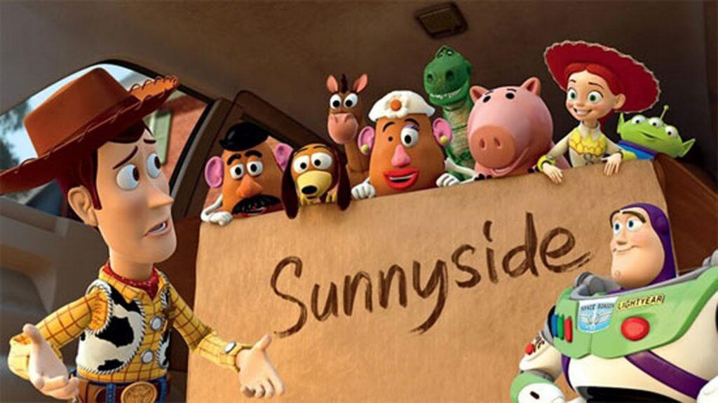 Sucesso da Disney, a animação Toy Story 3 é o filme da Sessão da Tarde desta quarta-feira, 21 de abril, na TV Globo (foto: Divulgação)