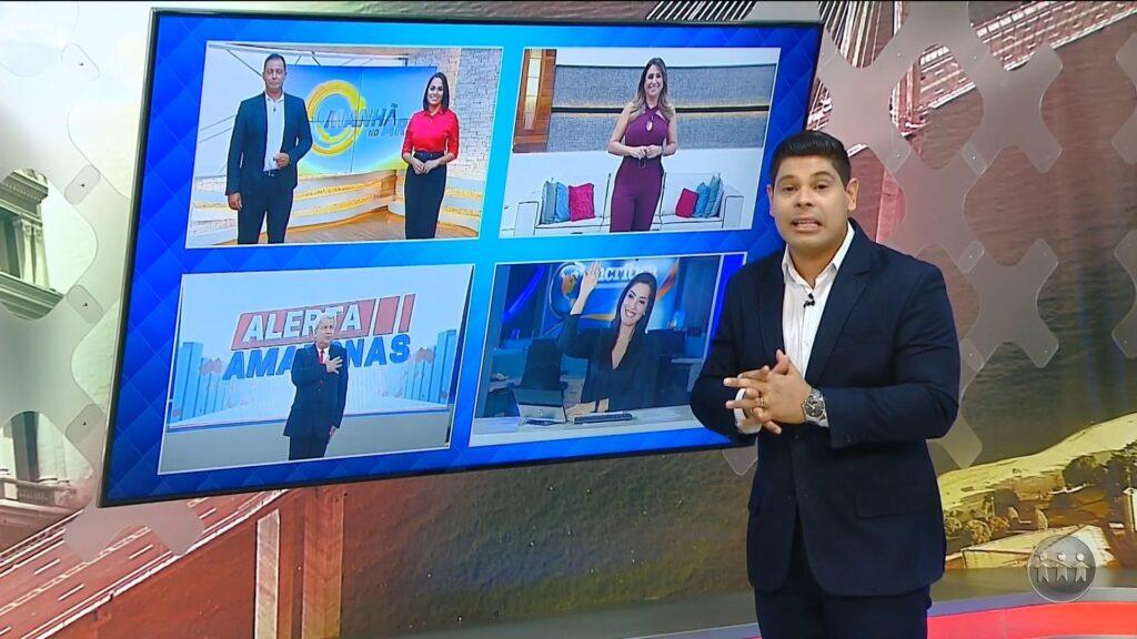 TV A Crítica lançou emissora em Belo Horizonte; expansão do canal amazonense tem revoltado afiliadas da RedeTV! (foto: Reprodução)