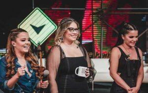 Marília Mendonça, Maiara e Maraisa não gostaram de atitude tomada pela Globo e cancelaram projeto com a emissora (foto: Divulgação)