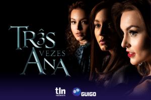 A Guigo TV disponibilizou gratuitamente cinco capítulos da novela Três Vezes Ana no YouTube (foto: Divulgação)