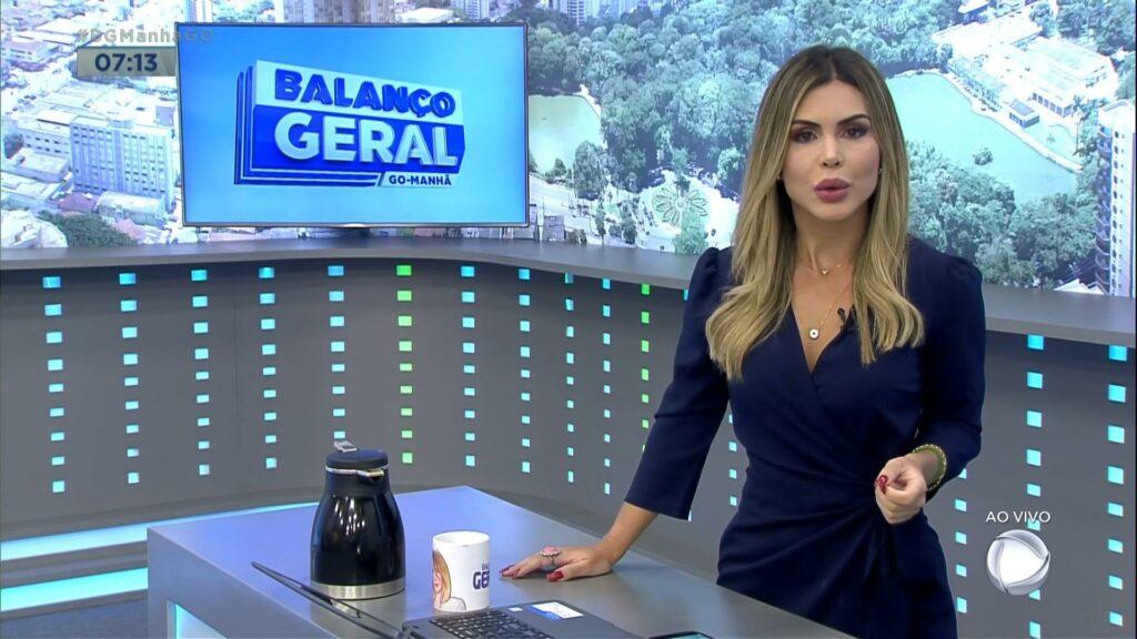 Mariana Martins foi demitida pela Record e acusou a emissora de assédio e machismo (foto: Reprodução/Record)
