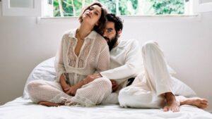 Caio Blat e Luisa Arraes revelam segredo do casamento (foto: Jorge Bispo/Revista JP)