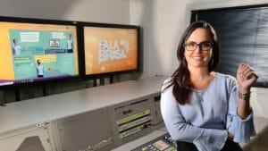 Carla Cecato pediu ajuda para conseguir novos trabalhos após ser demitida pela Record (foto: Reprodução/Instagram)