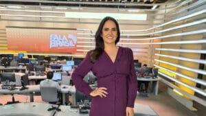 Carla Cecato foi demitida da Record; irmã de Patricia Poeta está cotada para substituí-la na edição de sábado do Fala Brasil (foto: Reprodução/Instagram)