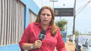 Cléo Subtil foi repórter da Globo na Rede Amazônica (foto: Reprodução)