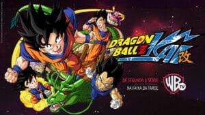 Dragon Ball Z Kai será exibida pelo Warner Channel (foto: Divulgação/Warner Channel)