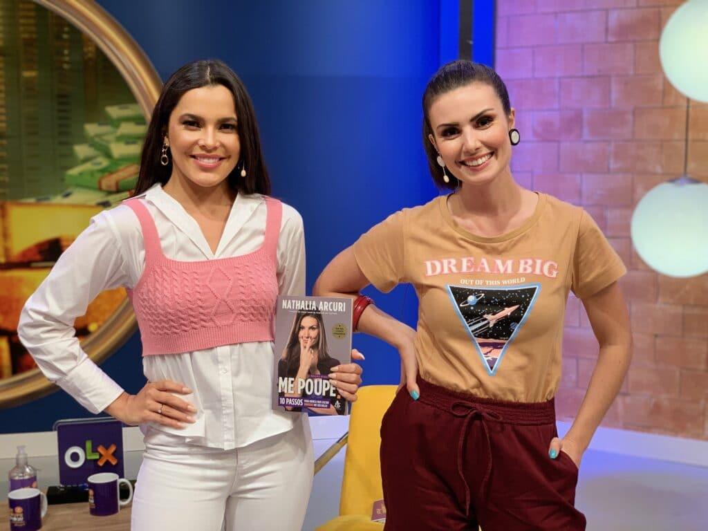 Emilly Araújo diz que não dá pra fazer muita coisa com o prêmio do BBB (foto: Divulgação/RedeTV!)