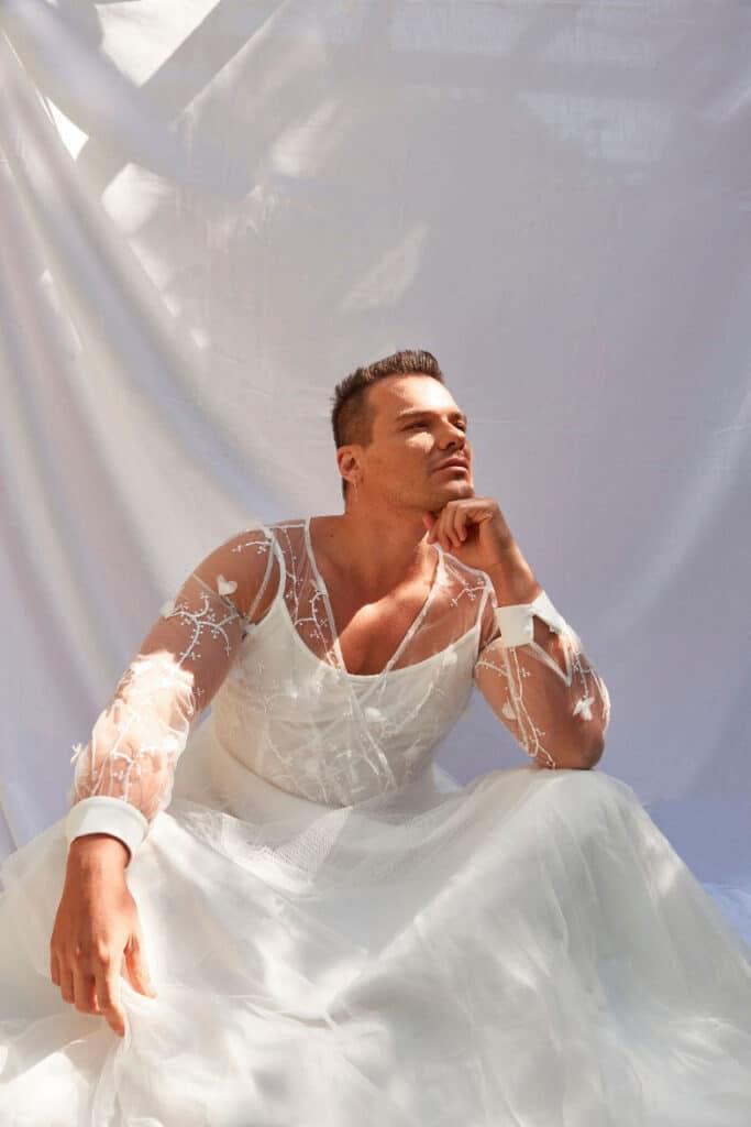 Israel Cassol, apresentador do programa Empire Style, da TV Vitoriosa (foto: Divulgação/CO Assessoria)