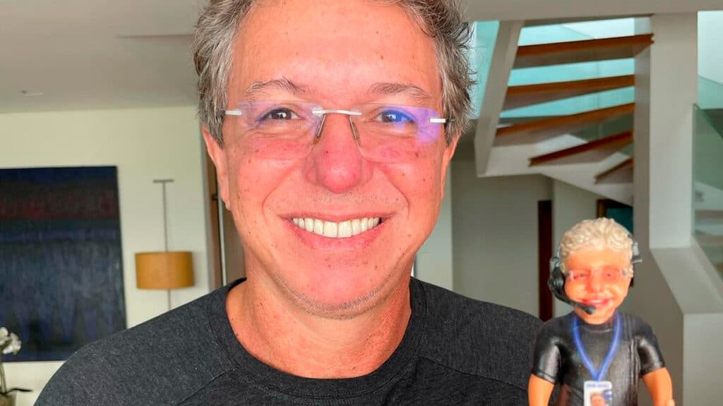 Boninho será o diretor de O Círculo dos Quatro Elementos, o novo reality da Globo (foto: Reprodução)