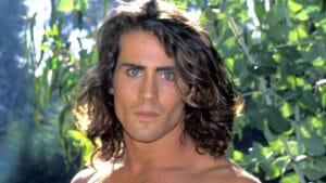Joe Lara interpretou Tarzan na televisão norte-americana (foto: Reprodução)