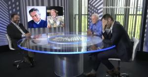 Diogo Mainardi pediu demissão do programa Manhattan Connection (foto: Reprodução/TV Cultura)