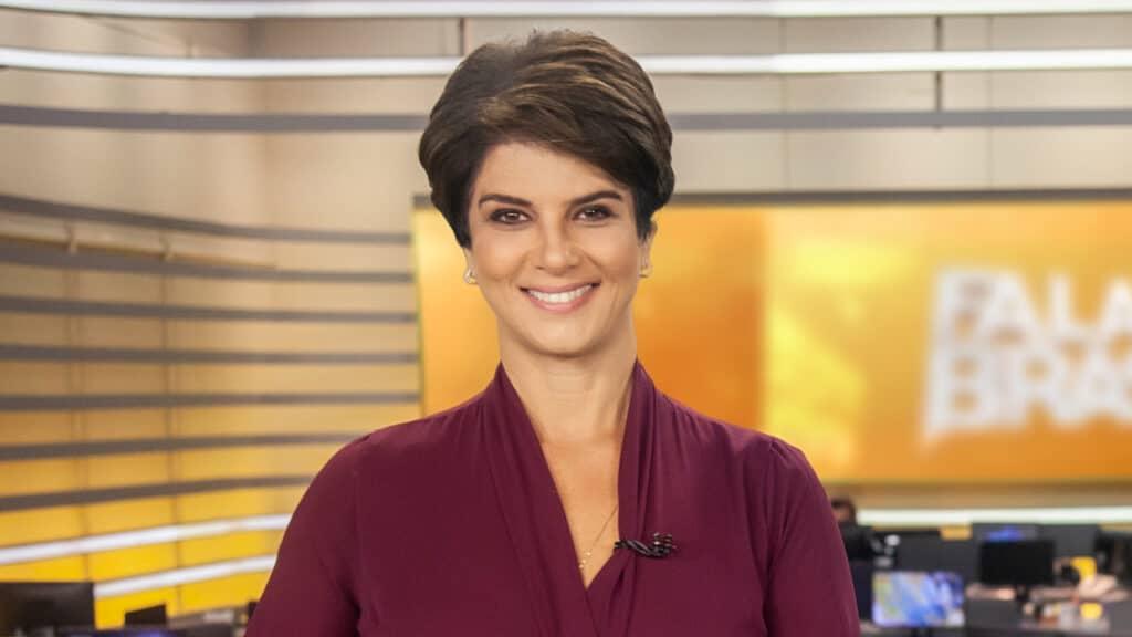 Colegas de redação reclamam da apresentadora Mariana Godoy na Record (foto: Reprodução)