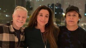 Band está negociando com Miguel Falabella, Tom Cavalcante e Marisa Orth (foto: Reprodução/Instagram)