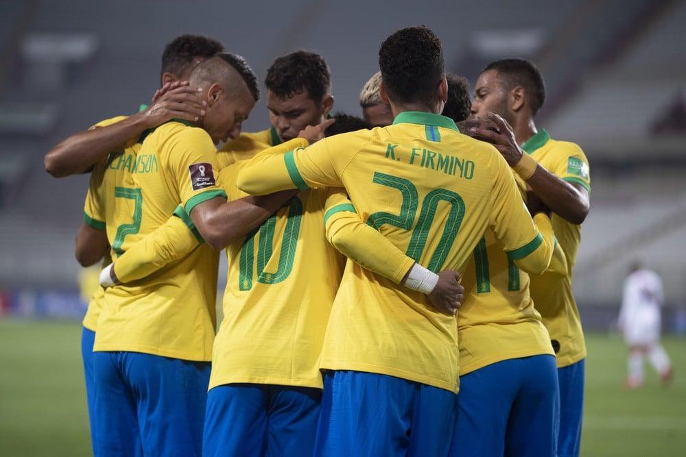 Globo vai exibir os jogos das eliminatórias sul-americanas da Copa do Mundo de 2022 (foto: Lucas Figueiredo/CBF)