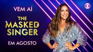 The Masked Singer será apresentado por Ivete Sangalo na Globo (foto: Divulgação)
