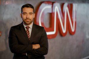 Gustavo Uribe vai falar sobre os principais assuntos políticos e econômicos na CNN Brasil (foto: Rondineli Borges)