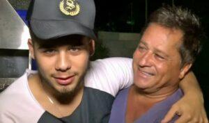 Leonardo e Zé Felipe pegaram sarna ao visitar casa abandonada (foto: Reprodução)