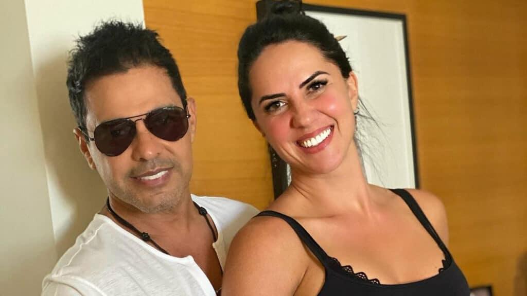 Graciele Lacerda diz se faria as pazes com a ex do marido Zezé Di Camargo (foto: Reprodução/Instagram)