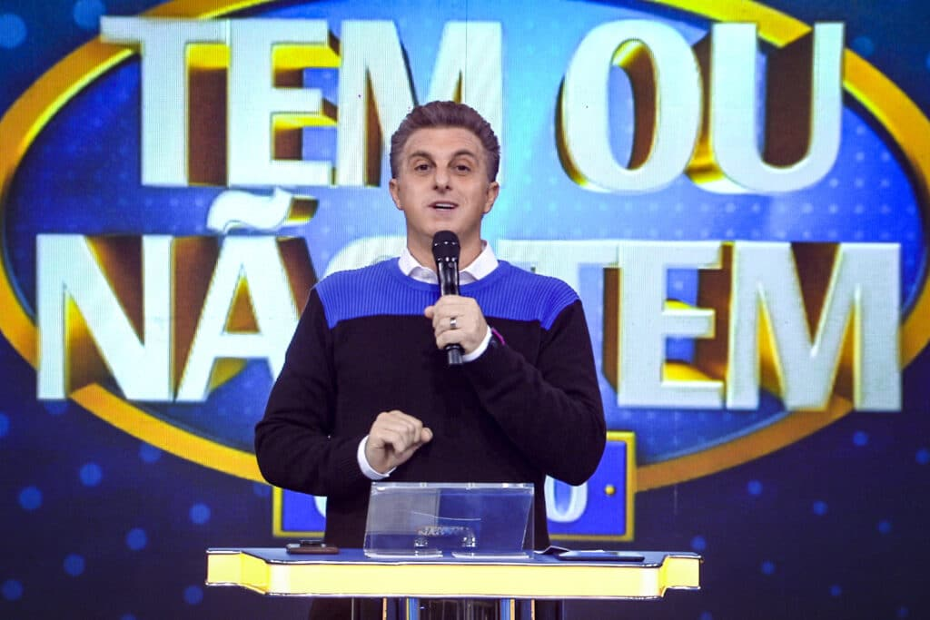 A Globo já está produzindo o novo programa de Luciano Huck que vai substituir Faustão (foto: Globo/Divulgação)
