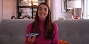 Bianca Camargo anunciou o lançamento de usa própria marca para muito em breve (foto: Reprodução)