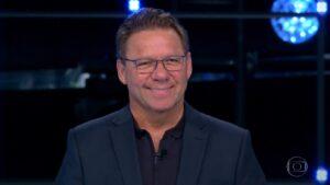 Claude Troisgros no Mestre do Sabor de 27 de maio: episódio mais assistido da temporada (foto: Reprodução/TV Globo)