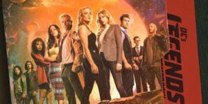Foto oficial de divulgação da temporada de DC's Legends of Tomorrow (foto: Reprodução)