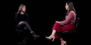 Deolane Bezerra, viúva de MC Kevin, será entrevistada por Lívia Raick no Vem Pra Cá (foto: Beatriz Nadler/SBT)