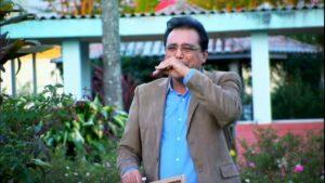 Geraldo Luís comoveu fãs ao anunciar morte de amigo (foto: Reprodução/Record)