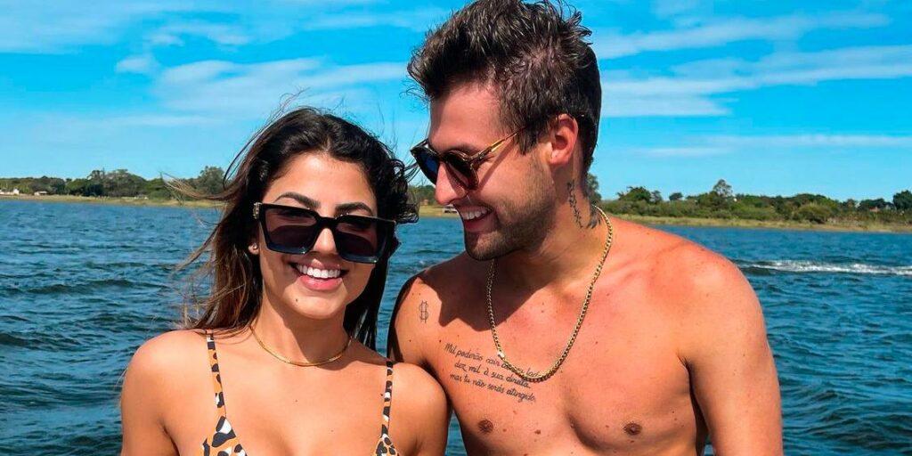 Hariany e Pedro Rezende são apontados como o mais novo casal da internet (foto: Reprodução)