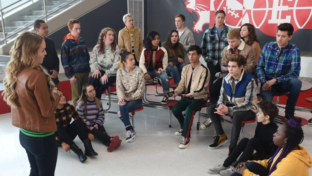 High School Musical: A Série: O Musical estreará sua segunda temporada no dia 14 (foto: Divulgação)