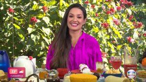 Juliette Freire atingiu a 2ª maior audiência do Mais Você em 21 anos (foto: Reprodução/TV Globo)