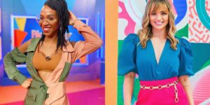 Karol Conká falou mal do Casa Kalimann, programa apresentado por Rafa no Globoplay (foto: Reprodução/TV Globo)