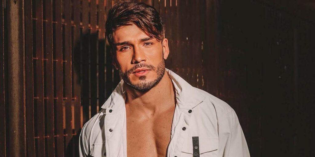 Lucas Viana foi ameaçado após ser apontado como novo affair de Sarah Andrade (foto: Reprodução)