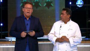 Mestre do Sabor afugentou o público da Globo na noite de quarta-feira (foto: Reprodução/TV Globo)