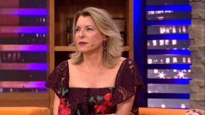 Olga Bongiovanni trabalhará em rádio da Globo no Paraná (foto: Reprodução/RedeTV!)