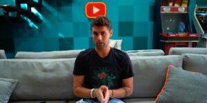 Um dia depois de completar 29 milhões de inscritos, Pedro Rezende teve canal do YouTuve invadido (foto: Reprodução)
