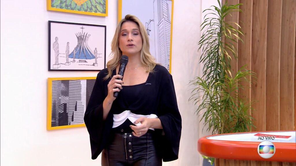 Em formato semanal, Se Joga se tornou líder de audiência com folga (foto: Reprodução/TV Globo)