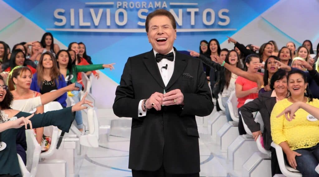 Casal foi proibido de fazer festa com o tema Silvio Santos no Fábrica de Casamentos (foto: Divulgação/SBT)