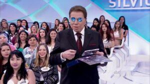 Silvio Santos proibiu festa que comemoraria os 40 anos do SBT (foto: Reprodução)