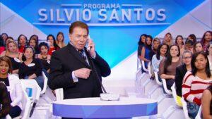 Silvio Santos decidiu mudar toda a programação do SBT mais uma vez (foto: Reprodução/SBT)