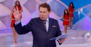 Silvio Santos está revoltado com o fracasso da programação do SBT (foto: Reprodução/SBT)