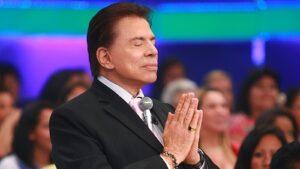 Silvio Santos pediu para que os telespectadores do SBT arranjem tempo para ler a Bíblia (foto: Divulgação)
