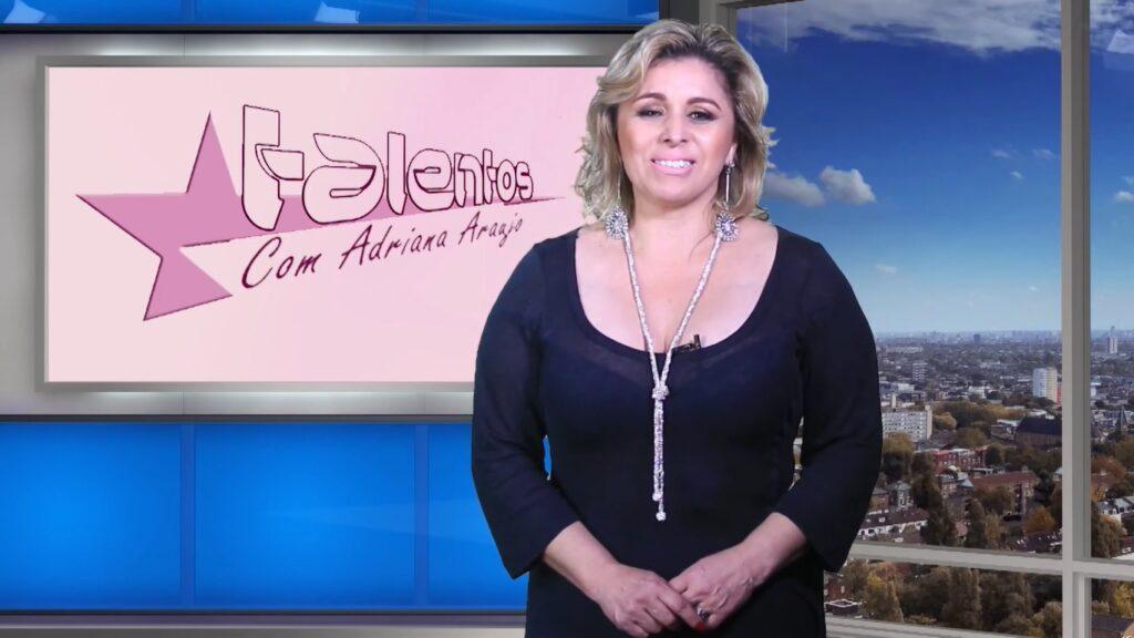 Adriana Araújo deixou o SBT e será o novo reforço dos sábados da RedeTV! (foto: Reprodução/SCC SBT)