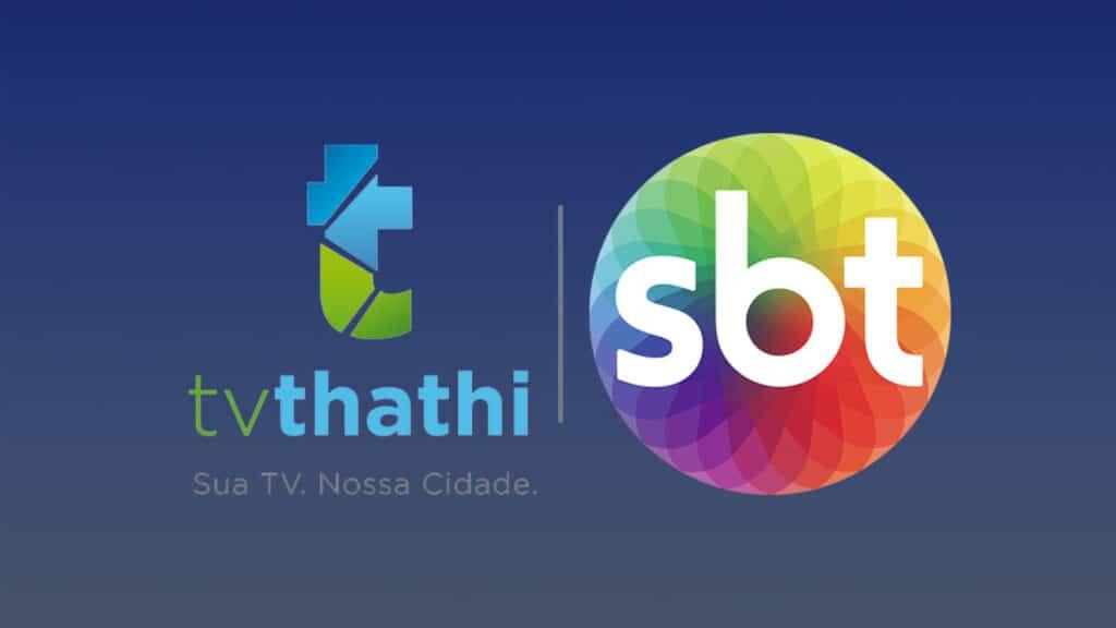 SBT passará a ter sua programação transmitida pela TV Thathi em São José dos Campos (foto: Reprodução)