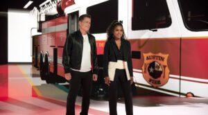 Cena do upfront da FOX: emissoras deram destaque para o streaming na apresentação de novas produções (foto: Divulgação/FOX)