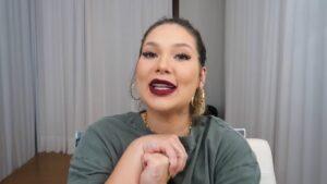 Virginia Fonseca no vídeo de lançamento do #EuInfluencer: curso usa artifícios pouco isentos para turbinar vendas (foto: Reprodução)