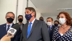 Globo divulgou nota repudiando ataque de Bolsonaro (foto: Reprodução)